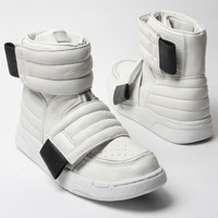 Indie Designs Double Strap Overlaying Zipper Sneakers