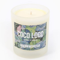 Dream Monstar Coco Loco Candle