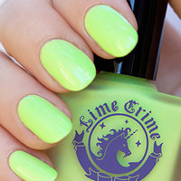 Lime Crime Pastelchio Nail Polish