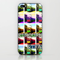 Melbourne & Tram iPhone & iPod Skin by Limmyth