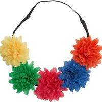 FLOWER CHILD FESTIVAL HEADBAND