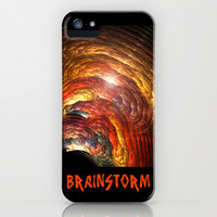 Brainstorm iPhone & iPod Case by Armin