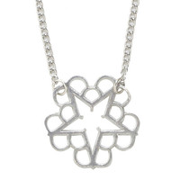 Black Veil Brides Pentagram Necklace