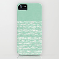 Riverside - Hemlock iPhone & iPod Case by Jacqueline Maldonado