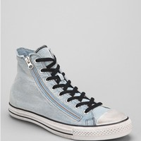 Converse Chuck Taylor All Star Denim Double-Zip High-Top Men's Sneaker - Urban Outfitters