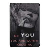 Confidence Quotes Grunge Art(B-U) ipad mini retina