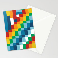 Fuzzline #4 Stationery Cards by Project M