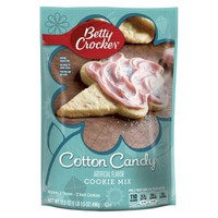 Betty Crocker Cotton Candy Cookie Mix 17.5 oz