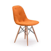 Sjanse Chair in Orange