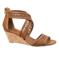 Rianna cutout wedge