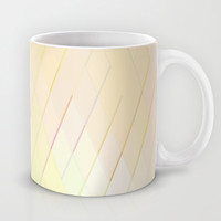 Re-Created Vertices No. 3 Mug by Robert S. Lee
