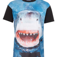 BLACK SHARK OVERSIZE MESH T-SHIRT - Up to 50% off our Top 200 - Offers