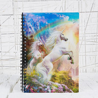 3D Unicorn Notebook - Urban Outfitters