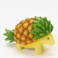 Home Grown Pineapple Porcupine Figurine