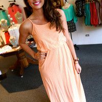 Little Miss Maxi {Orange}