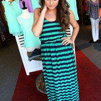 Boardwalk Stripes Maxi
