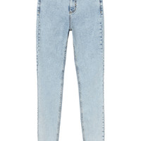O light blue | New Arrivals | Monki.com