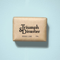 Triumph & Disaster — Shearers soap - Men's grooming products | Men's skincare