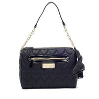 BLK Be Mine Shouler Bag by Betsey Johnson