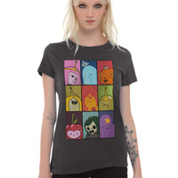 Adventure Time Princesses Girls T-Shirt