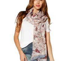 Papaya Clothing Online :: WILD BIRD SCARF