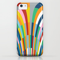 Rainbow Bricks iPhone & iPod Case by Project M