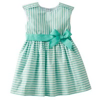 Carter's Striped Dress - Toddler
