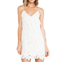 Dolce Vita Abriella Dress in White from REVOLVEclothing.com
