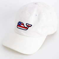 Flag Whale Hat