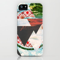 Experimental Abstraction iPhone & iPod Case by Danny Ivan