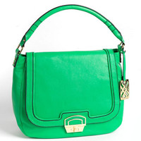 Handbags | Handbags | Leather Flap Shoulder Bag | Lord and Taylor