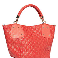 Handbags | Handbags | Griffin Quilted Tote Bag | Lord and Taylor