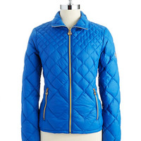 Women's Apparel | Up to 70% Off Clearance Coats | Quilted Packable Jacket | Lord and Taylor