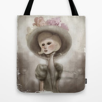 Bloom in the City Tote Bag by Ben Geiger