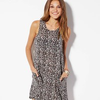 AEO Women's Don't Ask Why Side Pocket Dress