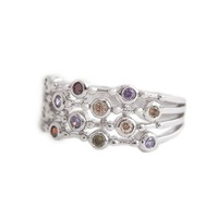 Multi-Stone Mia Ring - Sammys