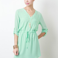 Subtle Affection Dress