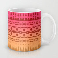 Fire Mug by Ornaart