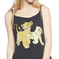 Lion King Twist Strap Tank | Wet Seal