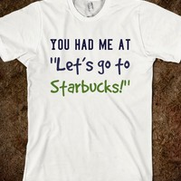 Let's Go to Starbucks!