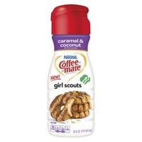 Coffee-Mate Girl Scout Caramel and Coconut Creamer 16 oz