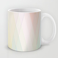 Re-Created Vertices No. 11 Mug by Robert S. Lee