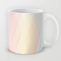 Re-Created Vertices No. 12 Mug by Robert S. Lee