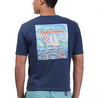 Nautica Big & Tall Island Tee
