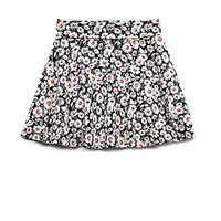 Wild Flower Skater Skirt (Kids)