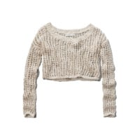 Parker Cropped Sweater