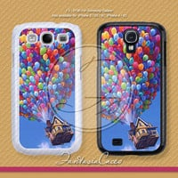 Disney, Pixar, UP, Samsung Galaxy S4 case, Samsung Galaxy S3 case, Phone Cases, Phone Covers, Skins, Case for Samsung, FS-0130