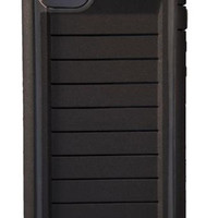 Body Glove iPhone 4/4S ShockSuit Case - Black / Charcoal