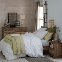 Emmerson Bed Set - Reclaimed Pine