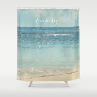 dream big Shower Curtain by Sylvia Cook Photography